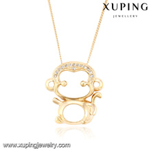43064-Xuping bijoux en or collier avec boutique en ligne chine 43064 Xuping bijoux en or collier avec boutique en ligne chine