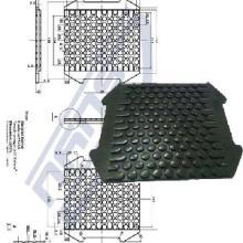 Рельсовая подкладка (ISO 9001: 2008)