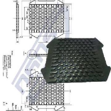 Almofada para carris (ISO 9001: 2008)
