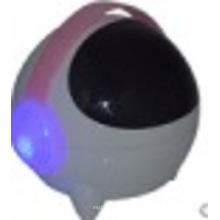 Haut-parleur Bluetooth sans fil LED coloré avec coût économique