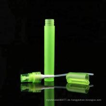 3ml 5ml 10ml Stiftform Parfüm verwendet Kunststoff Reagenzglas mit Schraubverschluss