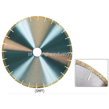 105mm-900mm Diamond Saw Blade para mármore