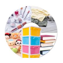 Ящик хранения пластиковые шкаф шкаф с высоким качеством