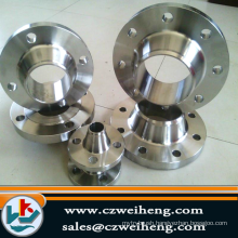 Butt Weld Pipe Flange Connector for