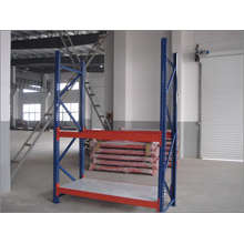 Heavy-Duty Warehouse Metal Storage Shelf