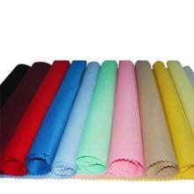 Tecido de poliéster branco ou tingido de boa qualidade (HFPOLY)