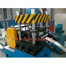 Neun Fold Profil, Rittal Profil, Schrank Rack Enclosure Frame Roll Forming Machine Singapur
