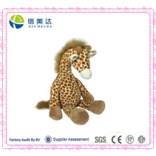 Gentle Soft Cuddy Musical Giraffe Plush Toy