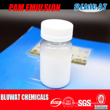 Anionic PAM Emulsion (PHPA) for Oil & Gas Exploration-Ae208