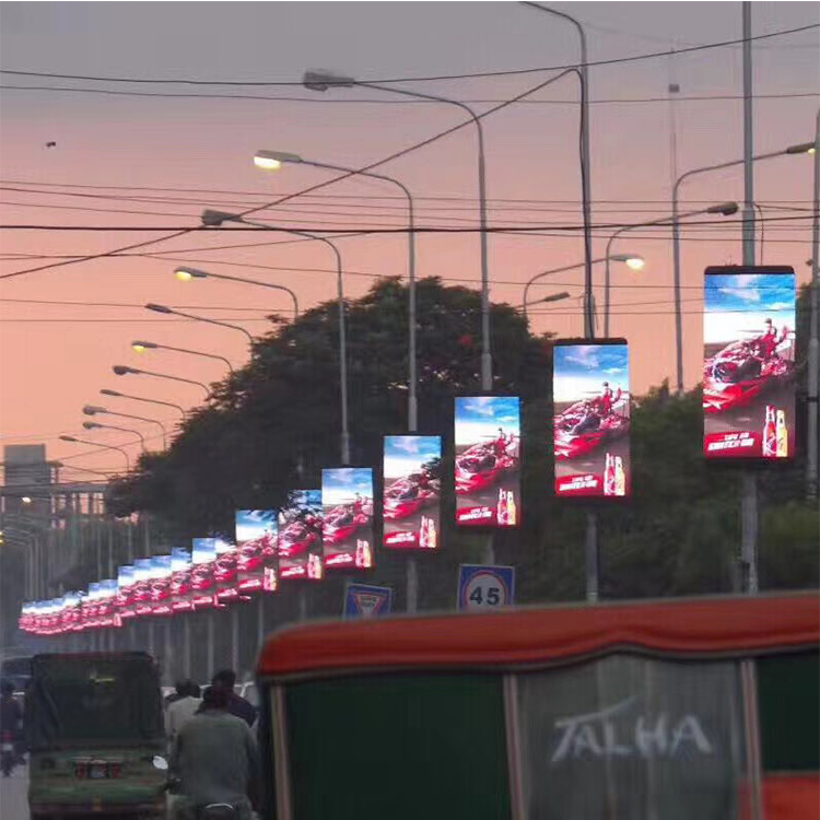 Lamp Standard Led Display
