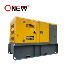 Standby Slience Denyo/Dynamo/Dinamo 62.5kv/62.5kVA/50kw Engine Diesel Genset Electricity Fuan Power Generation/Genset for Sale Singapore Low Price List