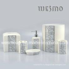 Аптечка для ванны из сетчатого фарфора (WBC0503A)