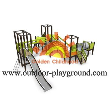 HPL Custom Outdoor Outdoor Play Structures For Toddlers
