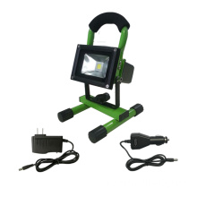 luci led 10W impermeabile Powered Flood