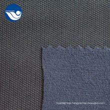 Super poly brushed fabric for sportswear material by china knitted factory wholesale