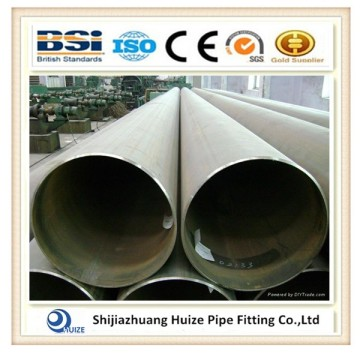 Diameter Besar Lsaw Karbon Steel Pipe / Tube