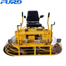 Ride-on Power Trowel Machine para acabado de hormigón