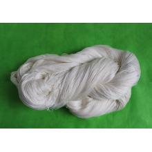 hilo mezclado natural de bambú / algodón