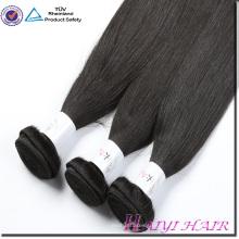 Aliexpress calidad superior sin enredos sin vertimiento 100 Malasia Remy marcas de armadura del cabello humano