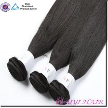 Aliexpress Top Qualité Pas d'Enchevêtrement Aucun Rejet 100 Malaisie Remy Cheveux Humains Weave Marques