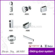 A610S moving door series sliding screen door rollers