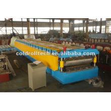 Doppelstock-Rollformmaschine