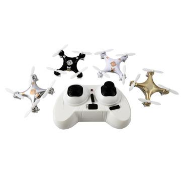 Drone más pequeño del mundo con modo sin cabeza 4cm Nano Drone RC Quadcopter Mini Drone Cherrson Cx-10A 10231046