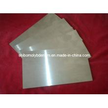 Plaques polies au tungstène pour la croissance du cristal saphir