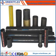 Mangueira de borracha de concreto flexível resistente ao desgaste