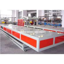 Máquina de Belling do PVC do plástico para a linha de produção da tubulação
