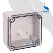 2014 новые горячие продажи высокого качества IP66 корпус прозрачный водонепроницаемый ящик DS-AT-1212-s