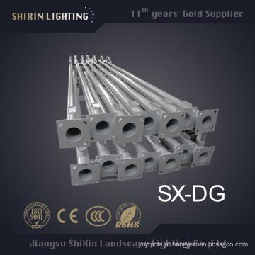 Lâmpada de poste de iluminação de rua de alta qualidade