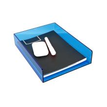Acryl-Stapel-Briefkasten farbig
