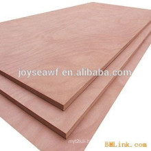 1220*2440mm okoume face hardwood core plywood