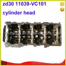 Cylindre complet Zd30ddti Zd30 Zd3 K5mt 11039-Vc10A 11039-Vc101 Cylindre Zd30 pour Nissan