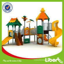 Lala Forest Series Factory Price Outdoor Playground Equipment With GS Certificate                                                     Quality Assured