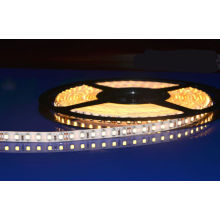 Nuevo 2014 36 Watt Flexible SMD 2835 LED Strip IP65 Impermeable Rollo LED Strip Yellow para estacionamiento