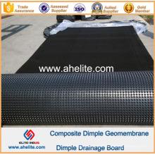 Geomembrana de Dimple HDPE para Campo de Golfe