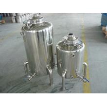 Destilador de aço inoxidável com perna 150L-300L