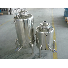 Дистиллятор из нержавеющей стали с ножкой 150L-300L