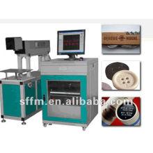 Ткани CO2 Лазерная маркировочная машина PEDB-C10 30 60