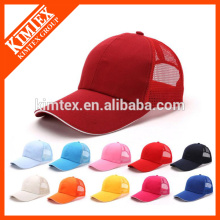 trucker style mesh cap baseball cap for promotion with wholesale