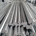 Polígono galvanizado metálico poligonal metálico Poste de acero
