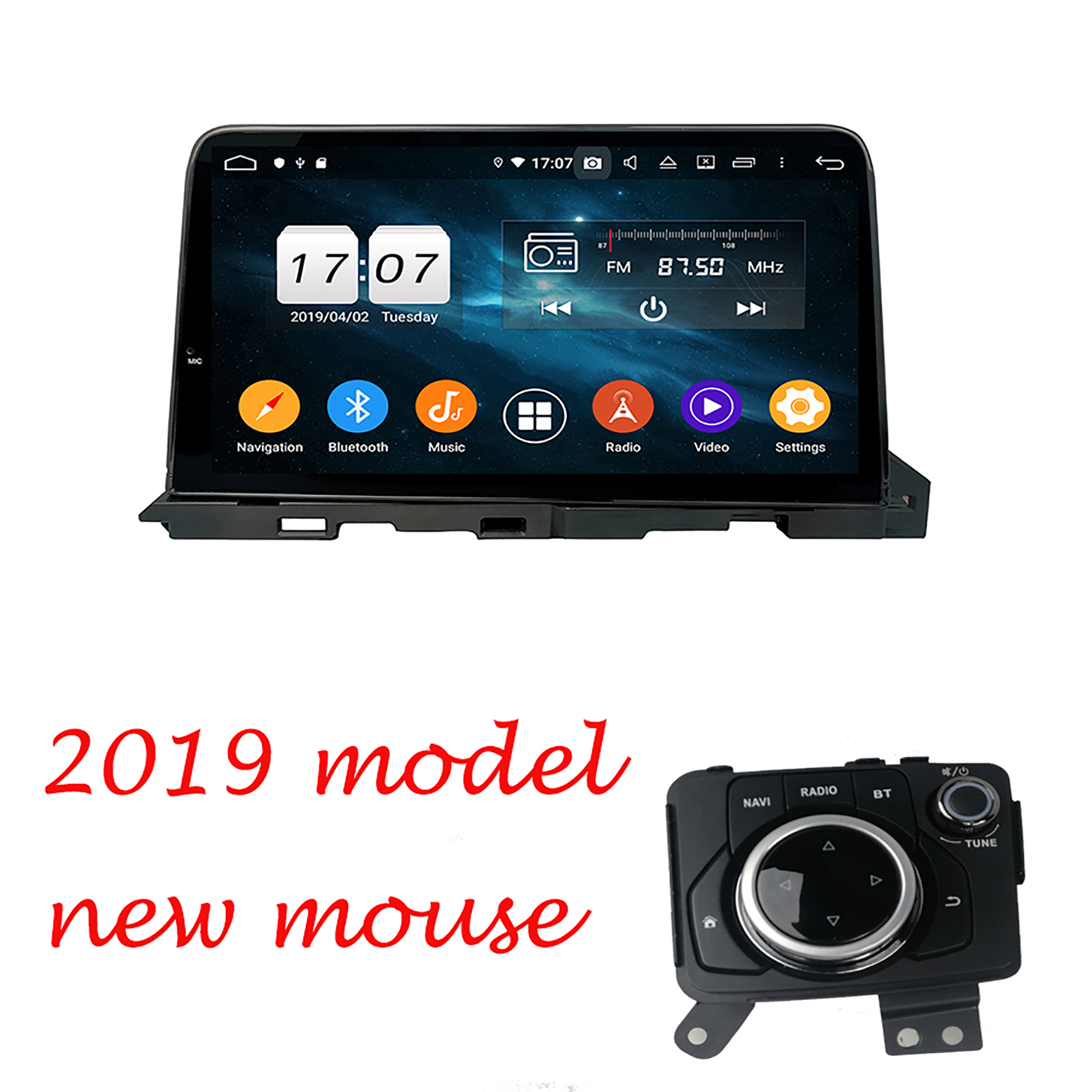car radio for Mazda 6 2019