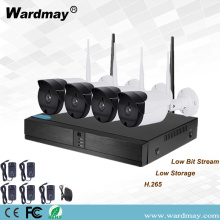 Лучшие наборы 4CH 720P Wireless Security WiFi NVR