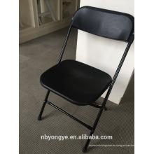 Material plástico del acero y muebles al aire libre Uso general silla plástica