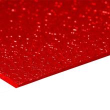 Compact Sheet Acrylblatt Solid Sheets Polycarbonat-Blatt Hersteller geprägtes Blatt