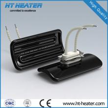 Calentador infrarrojo de cerámica de canal