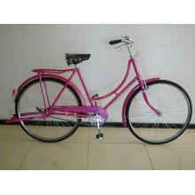 """Pas cher 28 """"femme modèle traditionnel vélo (FP-TRDB-E003)"""