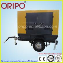 30kw lister petter generator price of 40kva diesel generator set with trailer